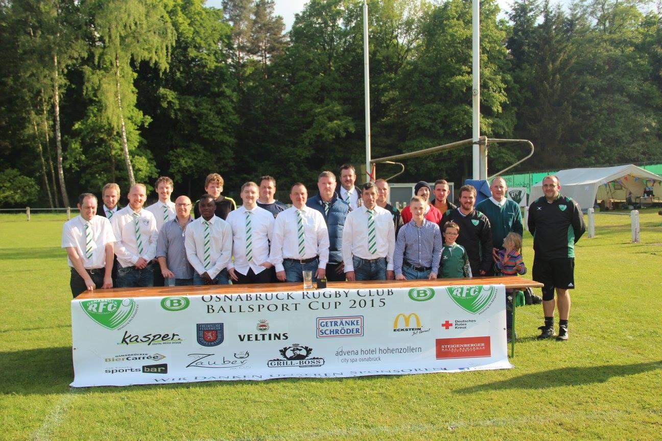 Rugby Turnier am 27. August 2016 - zugunsten der Osnabrücker ...